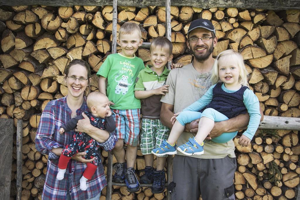 Familie Derungs-Loretz